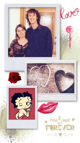 carte-st-valentin-trois-photos-coeur-bouche-bettyboop-forever